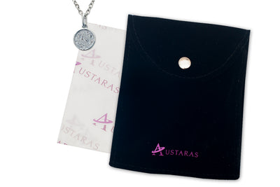 Hawaiian Jewelry by Austaras - Coin Pendant
