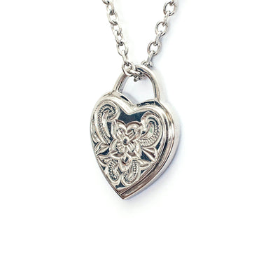 Heart Necklace by Austaras - Hawaiian Style Jewelry