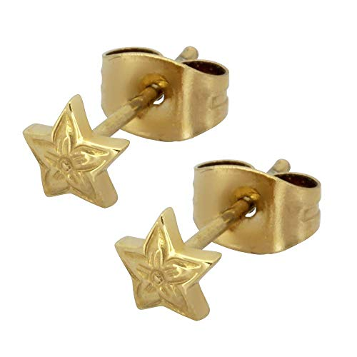 Austars Hawaiian Star Stud Earrings - Simply Beautiful