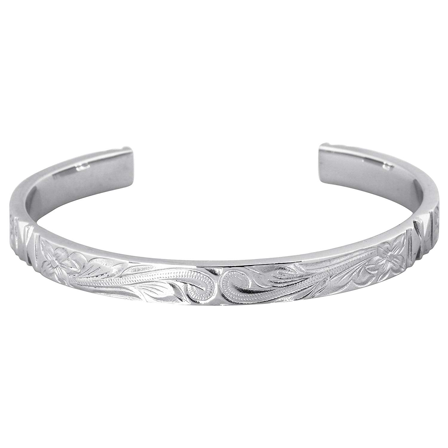 Bangle Bracelet Hawaiian Style by Austaras - for Men and Women
