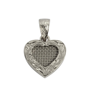 Perfume Heart Pendant by Austaras - Hawaiian Jewelry of Scent and Beauty