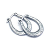 Hawaiian Hoop Earrings by Austaras - Wear Delicate Beauty