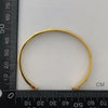 ✦Austaras✦  14K GOLD / STEEL BANGLE •  Unisex Christmas Gift