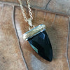 ✦Austaras✦ 14k Gold Plated Pendant Necklace Women Christmas gift For her For Good Balance