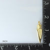 ✦Austaras✦ 14k Gold plated Arrowhead Pendant Necklace Women Christmas gift For her