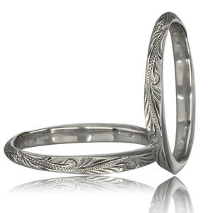 Hüla Wedding Band Ring