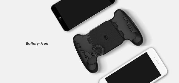 Joystick for Smartphone Grip Extended Handle Game | FreeTheGadgets.com