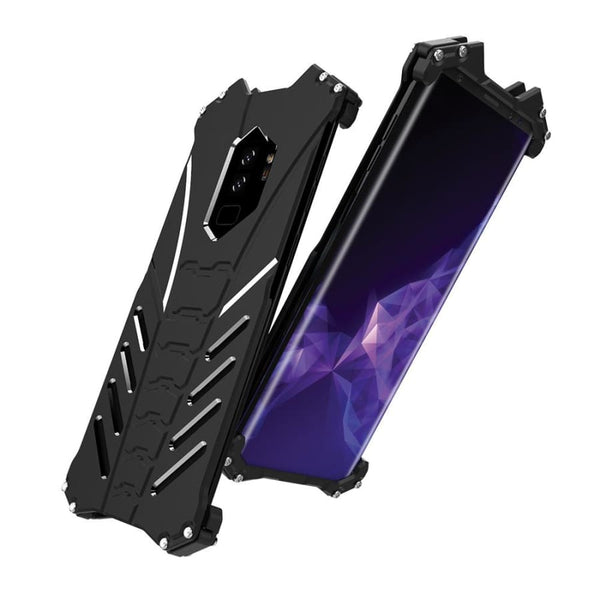 Aluminum Metal Cover Case For Samsung S9 Plus