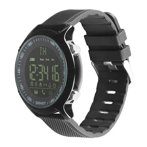 Smart Watch Waterproof IP68 5ATM Outdoor Swimming Sport Message Reminder - FreeTheGadgets