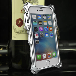 Trigger Metal Bumper for IPhone 6S Plus 6 S 6S Premium Aviation Aluminum Bumper Phone Case