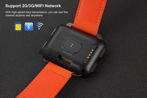 Waterproof Smart Watch Android 5.1 2018 Waterproof | FreeTheGadgets.com