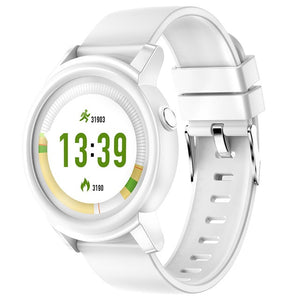 "New Smart Watch 1.3"" 128KB RAM 1MB ROM Heart Rate Monitor Waterproof Step Sedentary Reminder 230mAh For Android IOS"