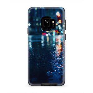 Bokeh Night Life Unfocused iPhone X Case - mobilecare17