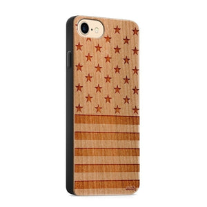 Wood  - Stars and Stripes