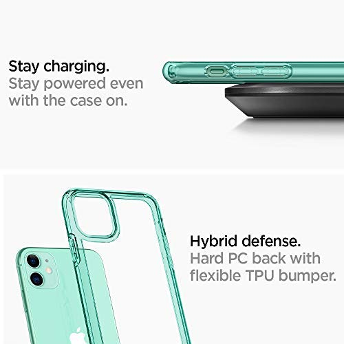 Ultra Hybrid PC Back Case for Apple iPhone 11 Case (2019) - Matte Black