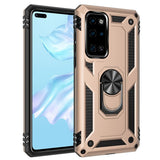 Hybrid Rugged Dual Layer Armor KICKSTAND Case For Huawei P40 P30 P20 Mate