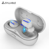SYLLABLE HBQ-Q13S TWS Bluetooth V5.0 Earphones True Wireless Stereo Earbuds Bluetooth Headset for Phone SYLLABLE HBQ-Q13S - mobilecare17