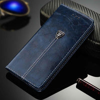Flip Leather Phone Case Wallet Card Slots Cases Cover For iPhone - mobilecare17