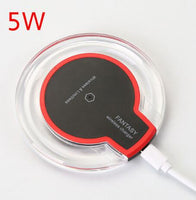 XO Qi Wirless Charger fast charging for Samsung galaxy and Iphoes 10W 5W - mobilecare17