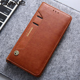 for Huawei P20 pro Magnetic Flip Wallet Leather Case Cover for Huawei P20 PU Leather Stand Case - mobilecare17
