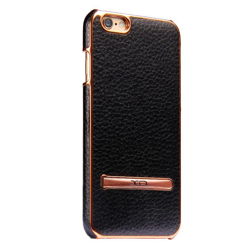PU Leather Case for iphone 6 plus 6s plus case Soft Microfiber line cover stand Phone Cases - mobilecare17