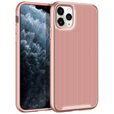 FOR iPhone 11 Pro Max 2019 Slim Hybrid PC & Silicone Dual-Layer Case