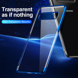 For Samsung S10 S10+ Soft Silicone Case Cover