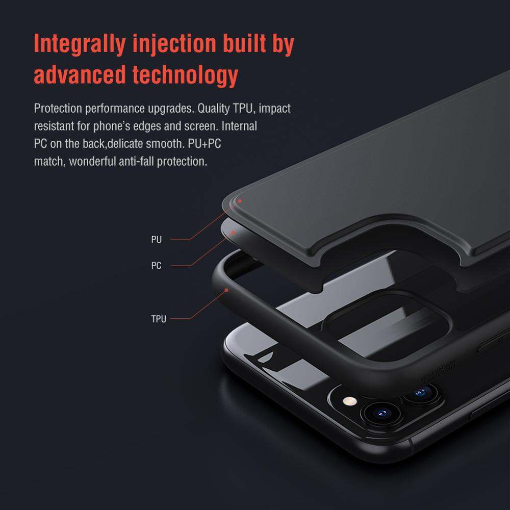 For iPhone 11 TPU Phone Case Wireless Charger magnetic car holder back Cover