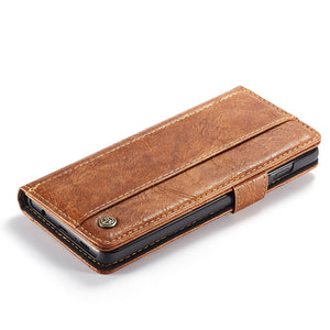 For Samsung Galaxy Card Pocket Wallet Shockproof Case Cover