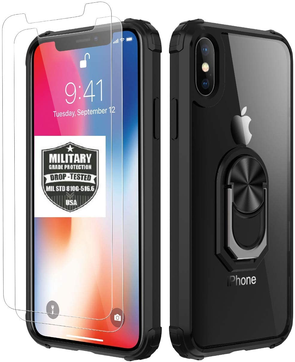 iPhone 11 Pro Max Case Protective Case | Kickstand Tough Armor