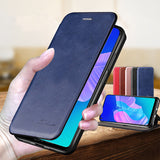 Luxury Leather Flip Wallet Case For Huawei P30 Pro P20 Lite P Smart 2019 P Smart Z P30 Lite P20 Pro Honor 20 Magnetic Card Stand Cover