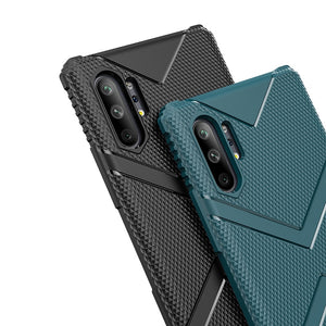 For iphone XS Max XR X 2019 Case For Samsung Galaxy Note 10 Plus S10 Silicone Shockproof Armor Cover For Huawei P30 Mate 30 Lite