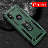 Luxury Magnet Metal Case For IPhone 6 6s 7 8 Plus 11 Pro Armor Shockproof Case Cover