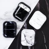 Marble Pattern Cases For Original Apple Airpods 1 2 Earphone Case