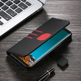 Shockproof Flip Wallet Case for Samsung Galaxy S20 Ultra S10 S9 S8