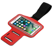Sport Phone Bag Case Sports Running Armband Phone Holder Bag Pouch Touch Screen Access for iPhone 7 Plus 6 6S Plus Samsung S6