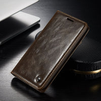 Mobile Phone Cases For LG G5 Case Luxury Durable PU Leather Wallet Case Magnetic Flip Cover - mobilecare17