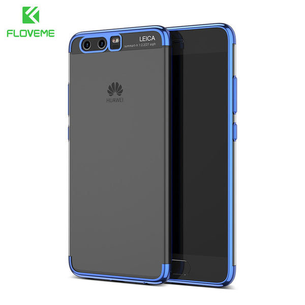 NEW Soft TPU Silicon Plated Phone Cases For Huawei P10/ P10 Plus / Mate 10