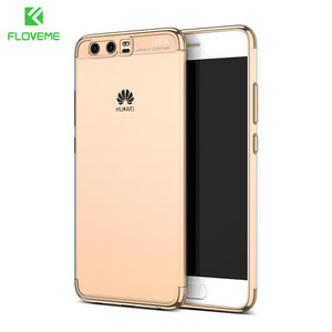 NEW Soft TPU Silicon Plated Phone Cases For Huawei P10/ P10 Plus / Mate 10 - mobilecare17