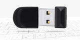 Mini USB Flash drive Waterproof 8GB/ 16GB/ 32GB/ 64GB - BLACK - mobilecare17