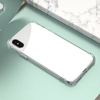 Anti-ShockMobile Phone Shell Clear Gel Case for IPhone X - mobilecare17