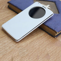 Quick Circle Smart Window View Case Cover for LG G3