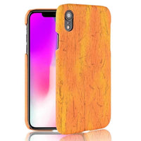 Retro PU Leather Phone Case for iPhone Xs Max XR XS Shockproof PC Matte hard back cover for iPhone 7 plus 8plus X case