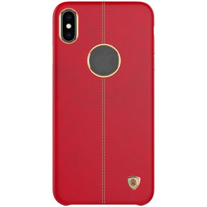 Case for iPhone Xs Max Luxury Vintage Englon PU Leather Plastic Back Cover sFor iPhone Xs Max Case