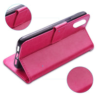 "Classic PU Leather Magnetic Case Wallet Cover For iPhone 6 6S 7 8 Plus iphone X XR XS MAX XS 6.1"" 6.5 "" 5.8"" Flip Stand Case"