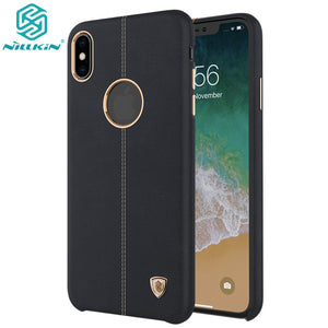 "For Apple iPhone XS XR Xs Max Case Leather Cases For iPhone Xs Max (6.8"") Phone Back Covers - mobilecare17"