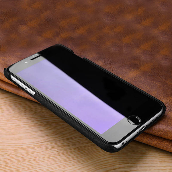 Genuine Luxury Leather Back Case Cover for iPhone XS Max XR X 6 6S 7 8 Plus