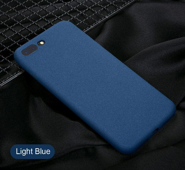 Exclusive Collection Luxury Cases for Huawei Honor 8 8A 8S 8C 8X 9 lite 9A 10 lite 10i 20 6C 6X 7X 7A Pro Matte Grainy Soft TPU Case - mobilecare17