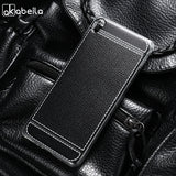 AKABEILA Silicone Phone Cover Case For SONY Xperia XA F3111 F3113 F3115 F3112 F3116 5.0 inch Case TPU Lichee Cover Mobile Bag - mobilecare17