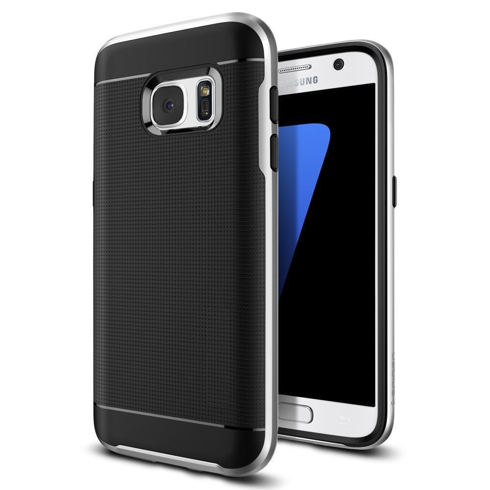 For Samsung Galaxy S8/ S8+/ S7/ S6 Neo Hybrid Shockproof 360° Hard Bumper Case Cover For Samsung Galaxy S8/ S8+/ S7 - mobilecare17
